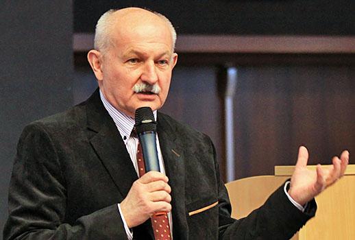 prof. dr hab. Jerzy Kasprzak