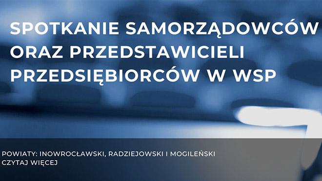Konferencja Samorządowcy - Przedsiębiorcy